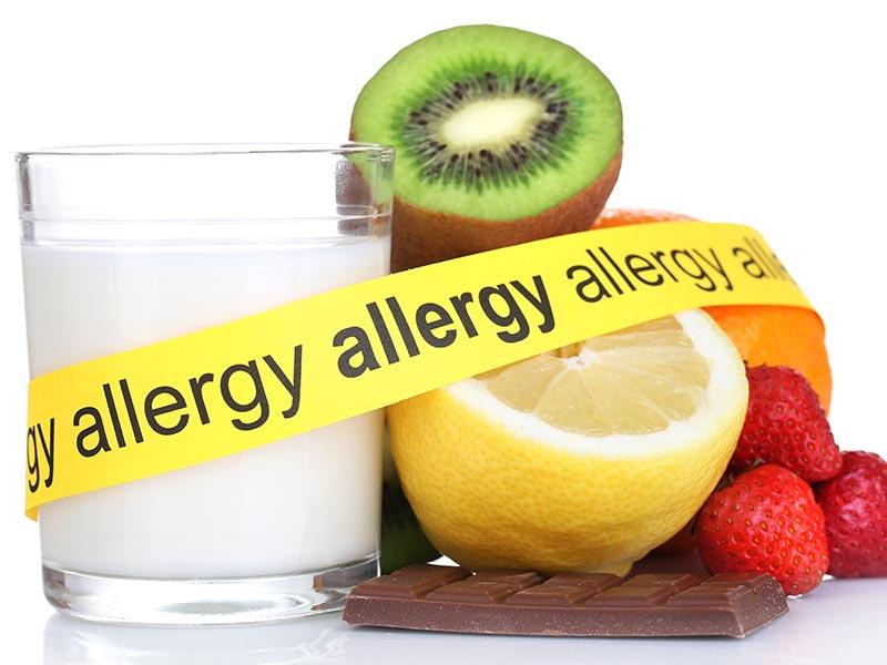 allergy training