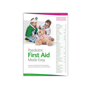 Online child first aid manual