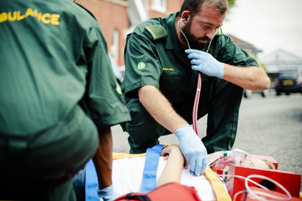 First Response Emergency Care level 3 Course