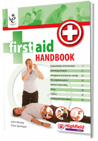 1 day Emergency First Aid at Work