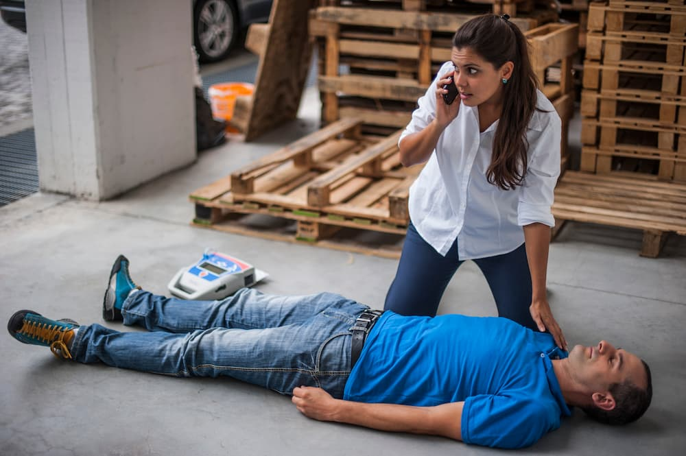 First Aid at Work Course 1 day