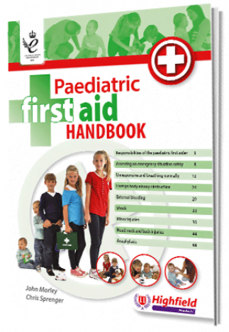 Blended Paediatric First Aid Course Manual